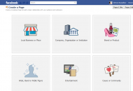 Create Facebook Page step2
