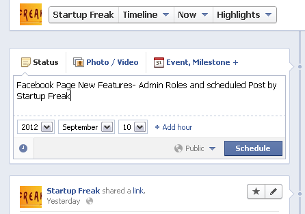 how to Schedule-post-facebook