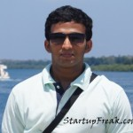 """Don't stop when you're tired, stop when you're done"" Vijith Kini of RushGuest"